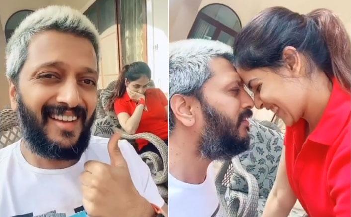 Riteish Deshmukh & Genelia Deshmukh's 'Saajan' Romance On TikTok Is UNMISSABLE!