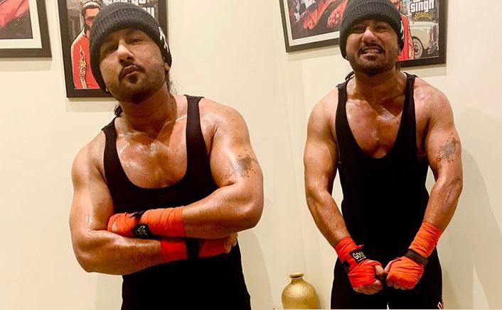 Yo Yo Honey Singh's Fitness Transformation In Lockdown Is Truly Mind-Boggling!