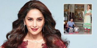 Madhuri Dixit Nene's Son Arin Is Learning Dance From His Mother