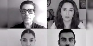 Anushka Sharma, Virat Kohli, Madhuri Dixit & Others Share A Crucial Message To Put A #LockdownOnDomesticViolence