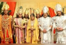 Mahabharat premiered yet again for the 'youth of the nation!