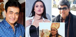 Mahabharat's Nitish Bharadwaj Takes A Dig At Mukesh Khanna Over His Comments For Sonakshi Sinha