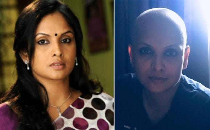 Malayalam Actress Jyothirmayi Goes Bald Amid Lockdown, Check Out!