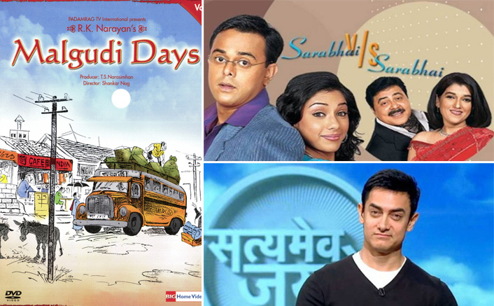Malgudi Days To Sarabhai VS Sarabhai - Take A Look At The Highest Rated Indian TV Shows On IMDb