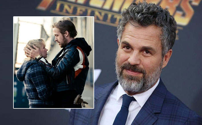 Mark Ruffalo lost out 'Blue Valentine' to Ryan Gosling