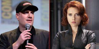 Marvel's Main Man Kevin Feige REVEALS Why Scarlett Johansson's Black Widow Will Shock & Surprise Fans