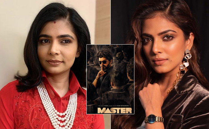 Master Actress Malavika Mohanan Trolled By Thalapathy Vijay Fans For Her Se*ist Tweet On A Fan-Made Sketch, Singer Chinmayi Sripada Comes To Rescue