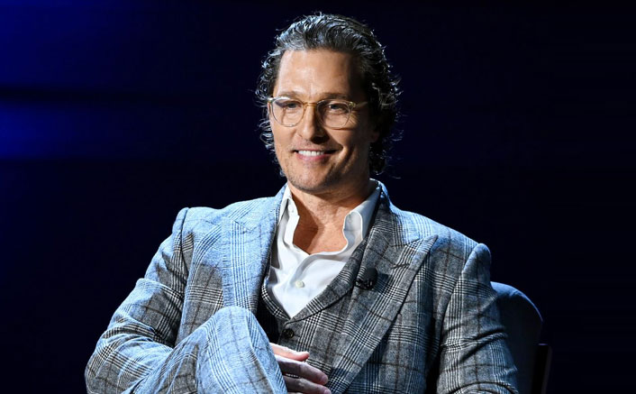 Matthew McConaughey Along With Wife & Mom Joins Senior Citizens To Play Bingo Virtually