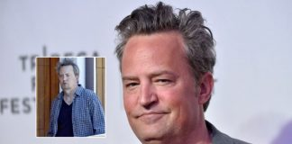 Matthew Perry AKA Chandler Bing Of Friends Makes Gets Spotted On L.A. Streets Amid Lockdown