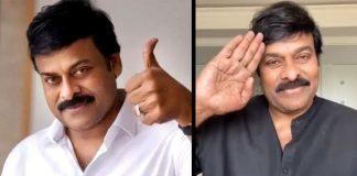 Megastar Chiranjeevi Salute The Spirit Of Police Forces Of Andhra Pradesh & Telangana Amid Health Crisis