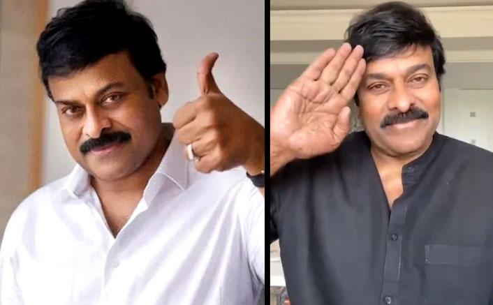 Megastar Chiranjeevi Salutes The Spirit Of Police Forces Of Andhra Pradesh & Telangana Amid Health Crisis