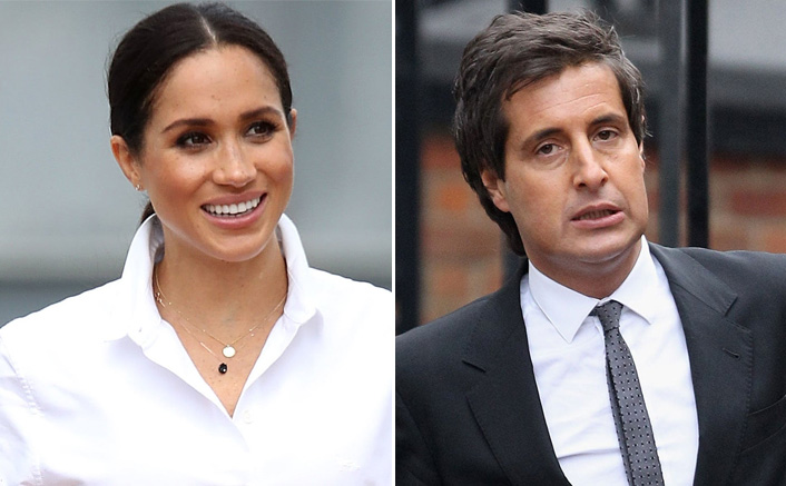 Meghan Markle Hires Late Princess Diana's Lawyer David Sherborne To Fight The Case Against A Tabloid