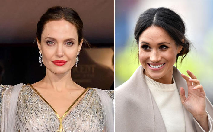 Meghan Markle To Take Help From Angelina Jolie To Resume Her Hollywood Career
