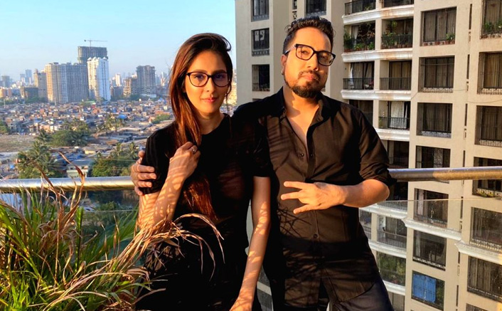 Mika Singh Records 'Quarantine Love' With Chahatt Khanna During The Lockdown