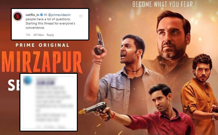 Mirzapur 2 Release Date: Even Netflix India Has Asked Amazon Prime To Answer Fans' Queries Now But They Are In No Mood Of Ending The Mystery