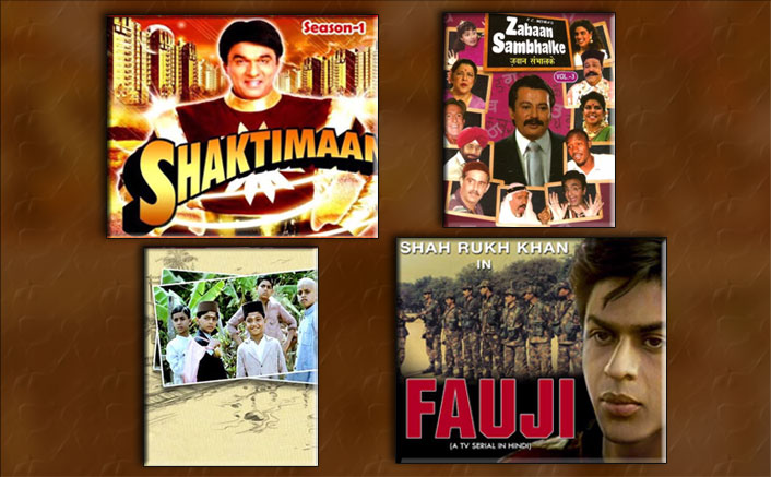 From Shah Rukh Khan's Fauji To Mukesh Khanna's Shaktimaan, Here Are 5 Classic Indian Shows You Can Watch During Lockdown