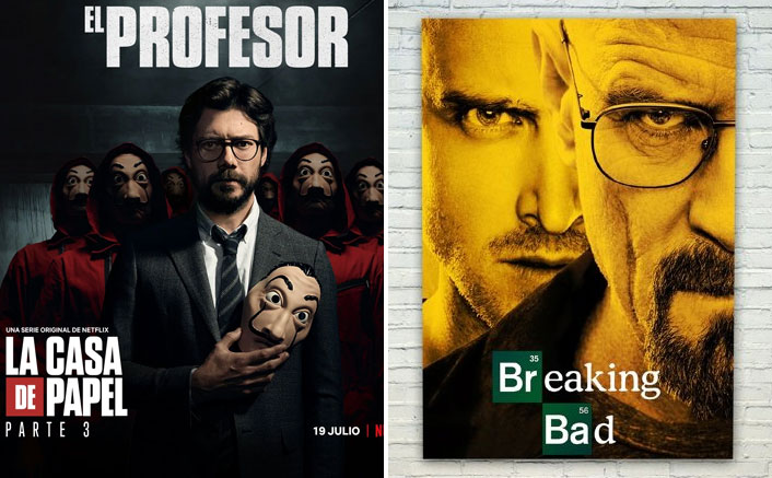 #MondayMotivation: These Badass Quotes From Money Heist & Breaking Bad Will Make You See The Brighter Side!