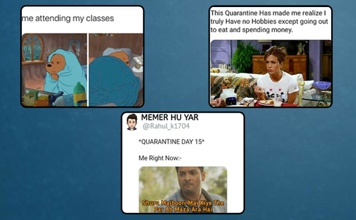 #MondayMotivation: These Quarantine Memes Are All You Need To Cheer Yourself Up During Lockdown!