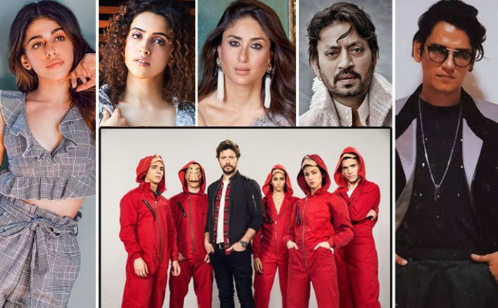 Money Heist: From Kareena Kapoor Khan As Lisbon To Irrfan Khan As The Professor - The Indian Version We'd Love To See!