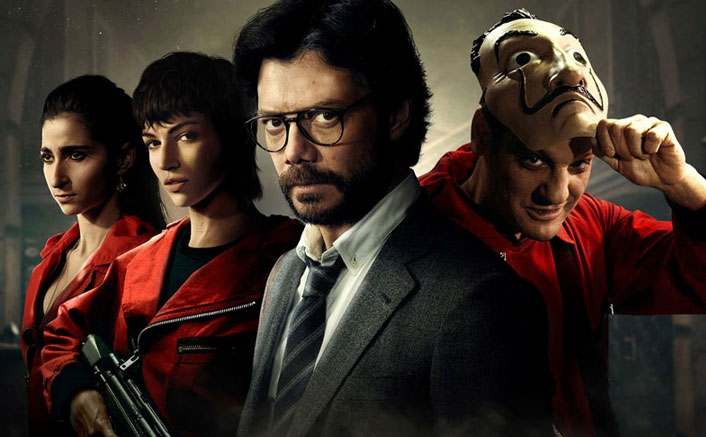 Money Heist Season 4 Download Leaked by 1337x.to - Netflix Watch