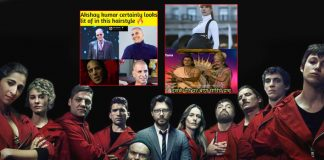 Money Heist Season 4: Memes Ft. Professor With Akshay Kumar, Salman Khan & Ramayan Make You LOL!