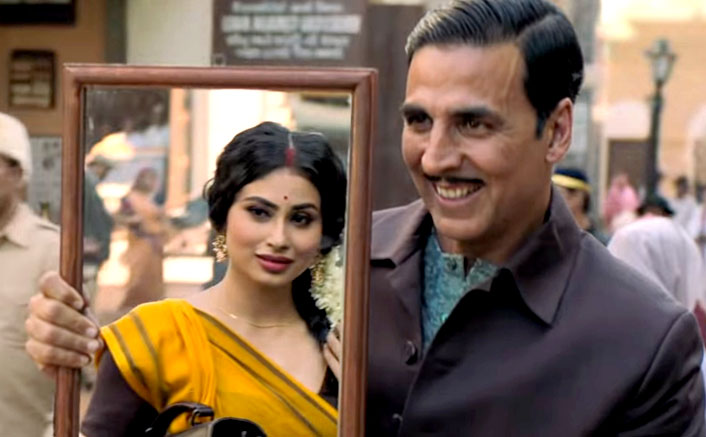 EXCLUSIVE! Mouni Roy Wore Her Mother's Saree For Akshay Kumar's Gold Audition & Her Revelation Is Making Us Emotional!