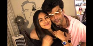 Mrunal Thakur is Kushal Tandon's 'soul mate'