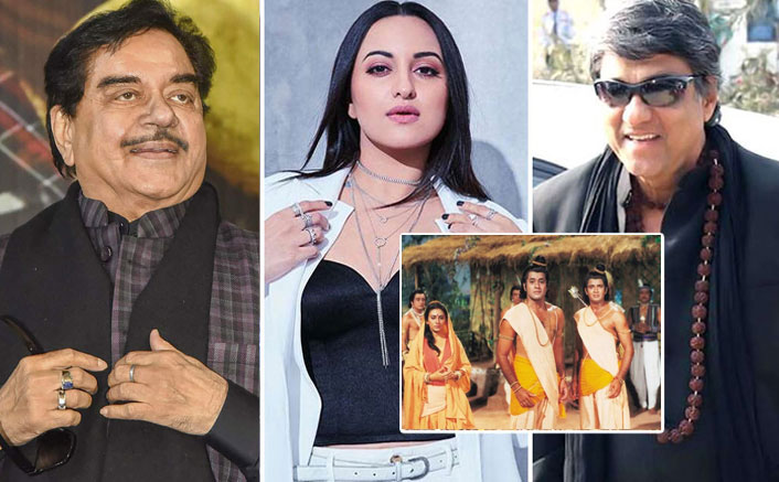 """Mukesh Khanna On Shatrughan Sinha's Comment In Ramayan Row: """"Took Sonakshi Sinha's Name As A…"""""""