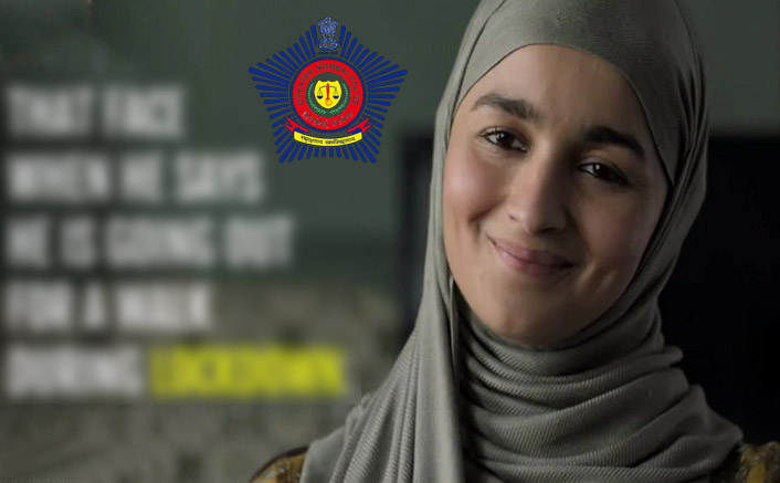 Mumbai Police's 'Gully Boy' Style Warning Will Make You Think Twice Before Getting Out Of Your Gully