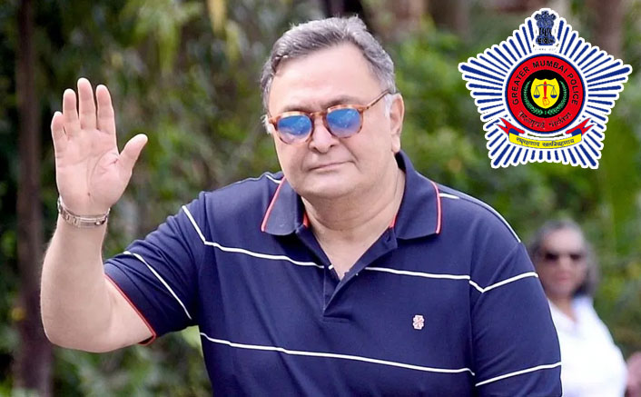 Mumbai Police's Heartfelt Condolence Message For Late Star Rishi Kapoor Will Make You Miss Him Even More