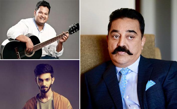 Music Composer Gibhran Ropes In Kamal Hassan And Kolaveri D Fame Aniruddh For A Coronavirus Awareness Song