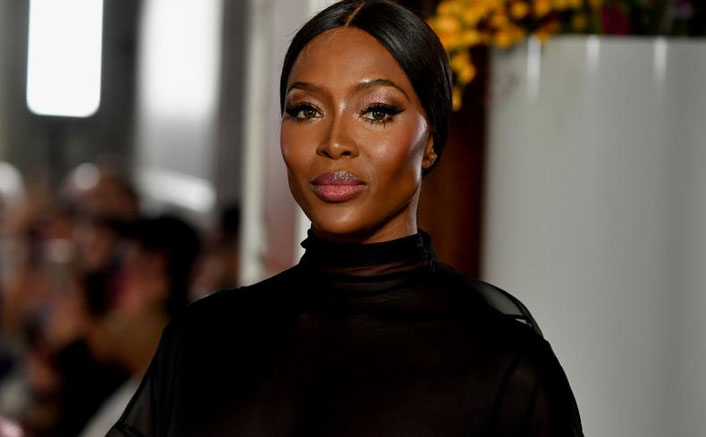 Naomi Campbell can't step out without praying and showering