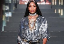 Naomi Campbell Says Her Life Won't Be Same Anymore Once COVID-19 Phase Ends!