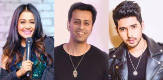 Neha Kakkar, Salim Merchant, Armaan Malik gear up for 'sofa' gig (Lead)