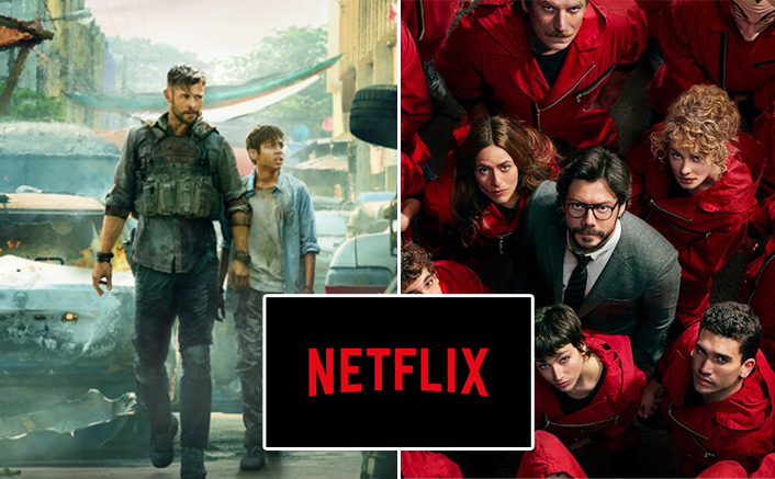 With Shows Like Money Heist & Upcoming Film Extraction, Netflix Registers HUGE Quarterly Revenue Worth $5.77 Billion