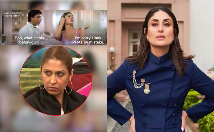 Netflix Does A Kareena Kapoor Khan's Classic Poo Ft. Bigg Boss' 'What Is This Behaviour Pooja' Mashup & It's Hilarious AF!