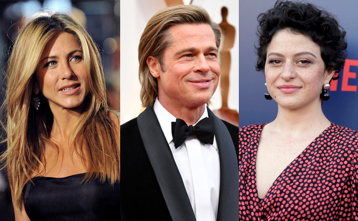 Not Jennifer Aniston, Brad Pitt Enjoying A SECRET Sleepover With THIS Actress Amid Lockdown?