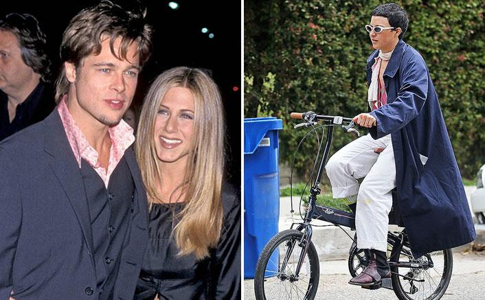 Not Jennifer Aniston, Brad Pitt Spending Quarantine With Alia Shawkat?