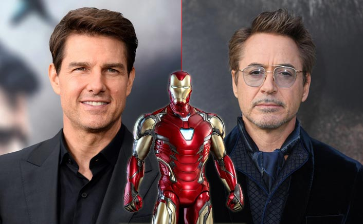 Not Robert Downey Jr. But THIS Actor Was The First Choice To Play Iron Man In The Film