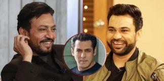 """""""Now That You Have Salman Khan, Don't Forget Me,"""" Ali Abbas Zafar Recalls Irrfan Khan's Words"""