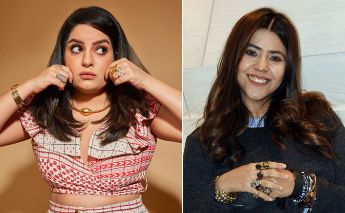 "OMG! Mallika Dua's Ugly Verbal Spat With Ekta Kapoor: ""None Of My Earnings Come From Her"""