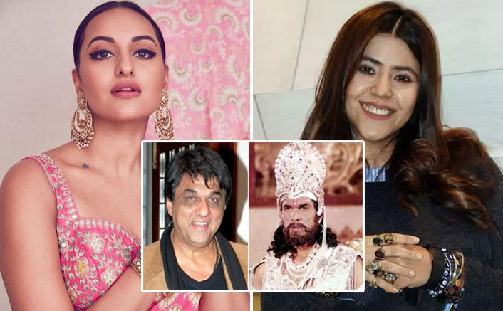 OMG! Veteran Actor Mukhesh Khanna Of Mahabharat Fame Lashes Out At Sonakshi Sinha & Ekta Kapoor & Here's Why