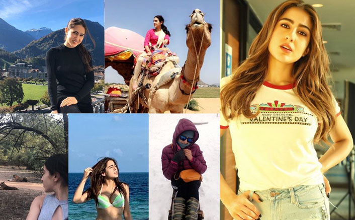 Earth Day: Sara Ali Khan Pays Tribute To Mother Earth With A Heart-Warming Poem