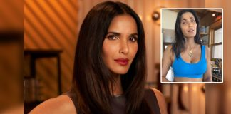 Padma Lakshmi Wears 2 Bras In Response To Trolls Slamming Her For Going Bra-Less!