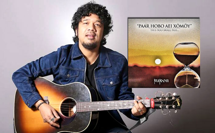 Papon's new Assamese song spreads hope on Earth Day