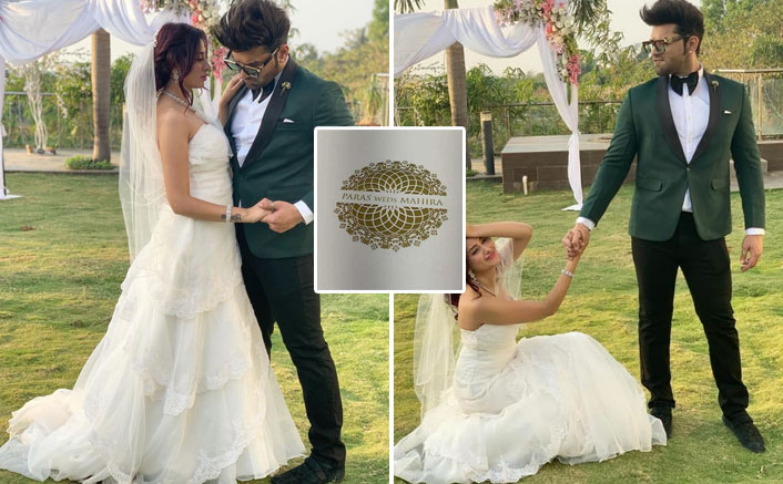 Are Paras Chhabra & Mahira Sharma Planning To Get Married? This Wedding Card Says So!