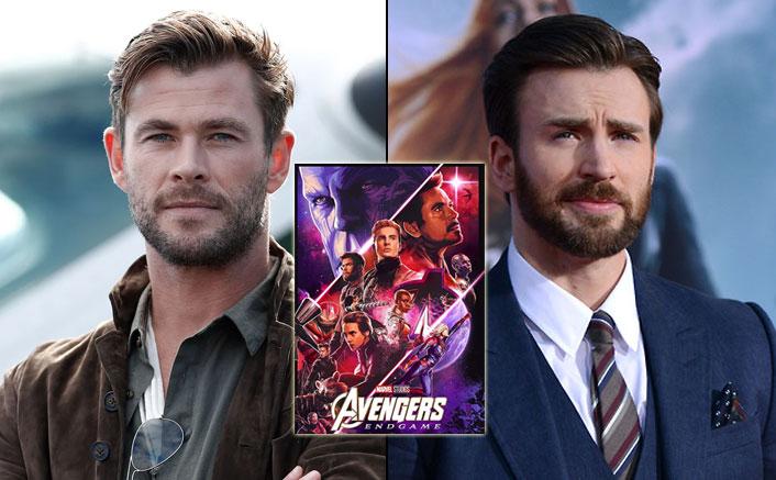 PAST TENSE(D): When Chris Evans AKA Captain America & 'Thor' Chris Hemsworth Were NOT Allowed To Promote Avengers: Endgame