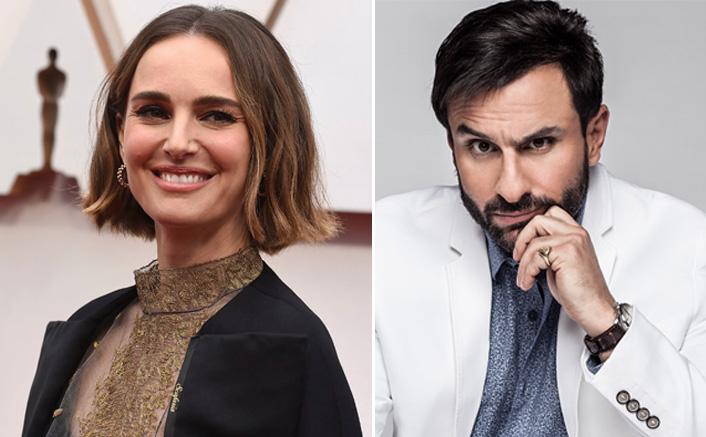 PAST TENSE(D): When Natalie Portman Threatened Saif Ali Khan To Slap A Legal Suit Against Him!