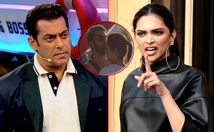 PAST TENSE(D): When Ranbir Kapoor & Katrina Kaif's HOT Pictures Left Exes Deepika Padukone & Salman Khan Fuming!