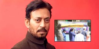 PICS: Irrfan Khan Laid To Rest In Versova Kabrastan Amid Close Family Members & Friends